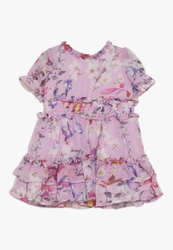 Bardot Junior - LOU RUFFLE DRESS - Cocktailkleid/festliches Kleid - multicolor