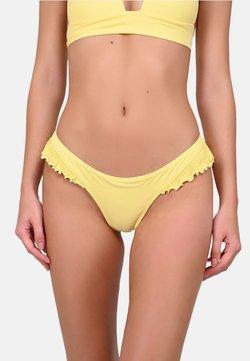 Pain de Sucre - ALALA - Bikinibroekje - yellow