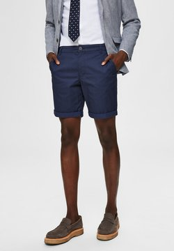 Selected Homme - Shorts - mood indigo