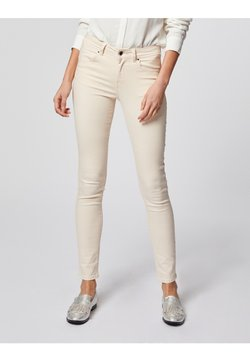 Morgan - Slim fit jeans - mottled pink