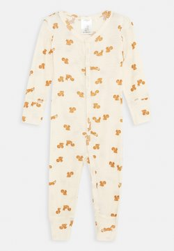 Lindex - ONESIES BABY SQUIRREL UNISEX - Pyjama - light beige