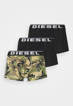 Diesel - DAMIEN 3 PACK - Shorty - black