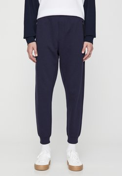 PULL&BEAR - Jogginghose - dark blue