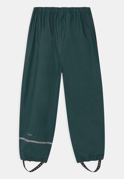 CeLaVi - OVERALL SOLID UNISEX - Pantalon de pluie - pondorosa pine