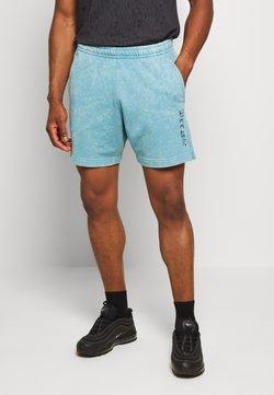 Nike Sportswear - WASH - Jogginghose - cerulean