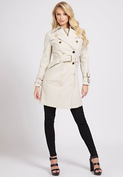 Guess - Trench - weiß
