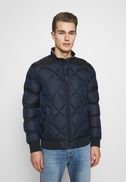 Tommy Hilfiger - TWO TONES - Giubbotto Bomber - blue