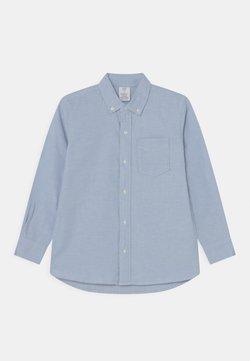 GAP - BOYS OXFORD - Vapaa-ajan kauluspaita - light blue
