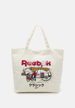 Reebok Classic - ROADTRIP UNISEX - Shoppingväska - off-white