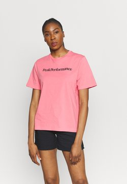 Peak Performance - ORIGINAL SEASONAL TEE - T-shirt med print - alpine flower