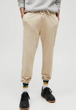 PULL&BEAR - Jogginghose - beige