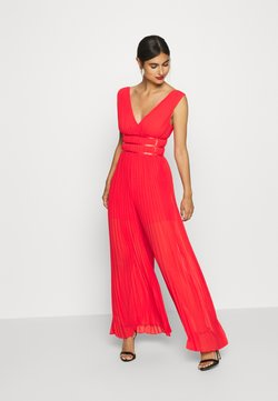 Guess - LANA OVERALL - Overall / Jumpsuit - necessary red