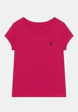 Polo Ralph Lauren - TEE - T-shirt - bas - sport pink
