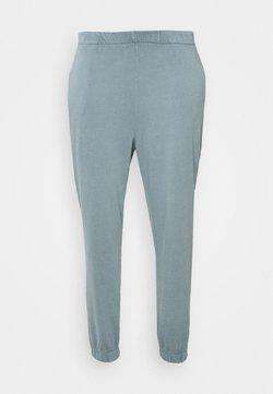 Cotton On Curve - HIGH RISE TRACKPANT - Jogginghose - mid blue
