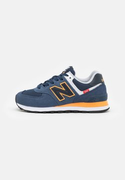 New Balance - 574 UNISEX - Matalavartiset tennarit - blue