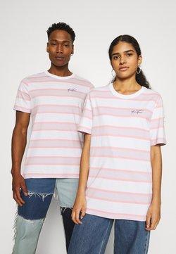 YOURTURN - UNISEX - T-Shirt print - pink/lilac