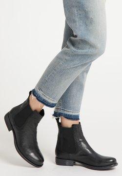 DreiMaster - Korte laarzen - schwarz