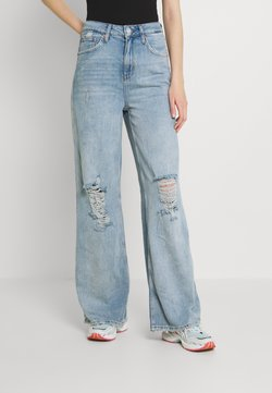 BDG Urban Outfitters - PUDDLE - Jeans a zampa - summer vintage
