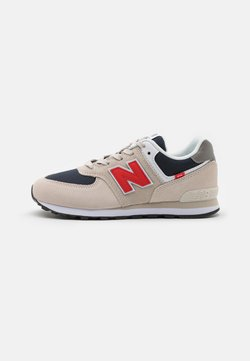 New Balance - PC574SJ2 UNISEX - Matalavartiset tennarit - beige