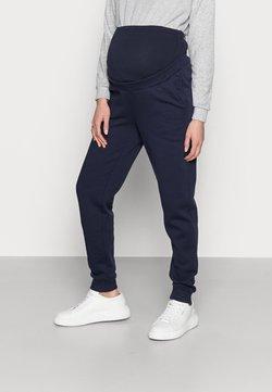 Anna Field MAMA - Pantalones deportivos - dark blue