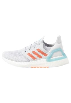 adidas Performance - ULTRABOOST 20 PRIMEBLUE  - Zapatillas de running neutras - grey/true orange/blue spirit