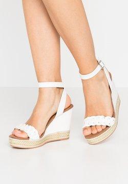 Anna Field - Sandaletter - white