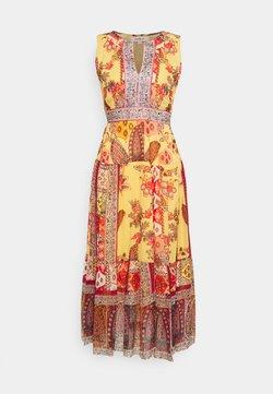 Derhy - SALEM DRESS - Maxikleid - yellow