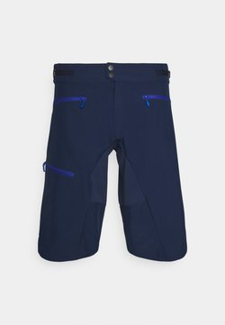 Norrøna - FJØRÅ FLEX1 MID WEIGHT SHORTS - kurze Sporthose - indigo night