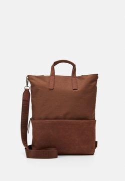 Jost - X CHANGE BAG - Umhängetasche - brown