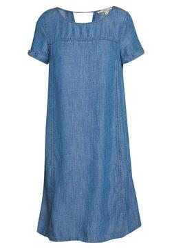 Esprit - INDIGO - Robe d'été - blue medium wash