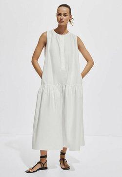 Massimo Dutti - Freizeitkleid - white