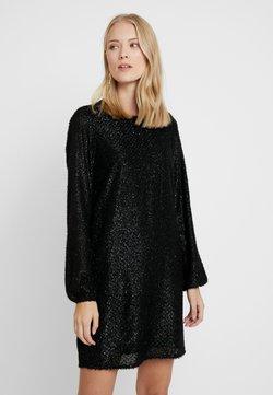 Vero Moda Tall - VMISOLDA SHORT DRESS TALL - Cocktail dress / Party dress - black