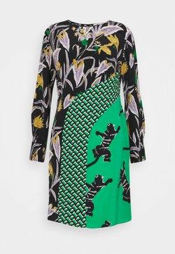 Diane von Furstenberg - JAMIE DRESS - Freizeitkleid - green