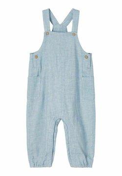 Name it - Tuinbroek - dusty blue