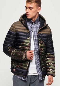 Superdry - AXIS - Light jacket - khaki