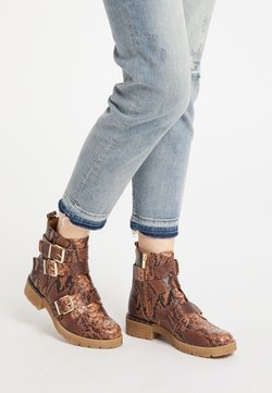 DreiMaster - Korte laarzen - schlange