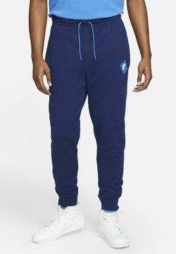 Jordan - Jogginghose - blue void/signal blue