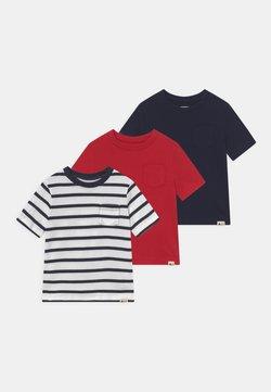 GAP - TODDLER BOY 3 PACK - Camiseta estampada - modern red