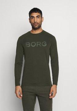 Björn Borg - ANTE TEE - Tekninen urheilupaita - rosin