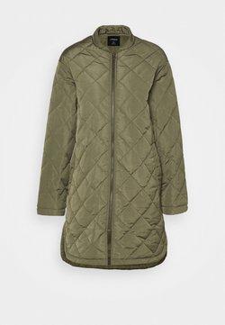 Lindex - COAT ANDREA - Klassinen takki - dark green