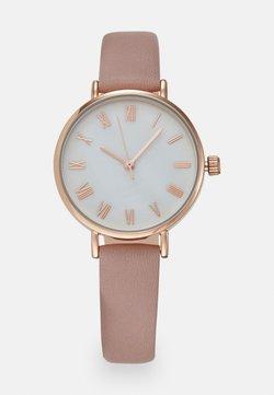 Anna Field - Uhr - pink