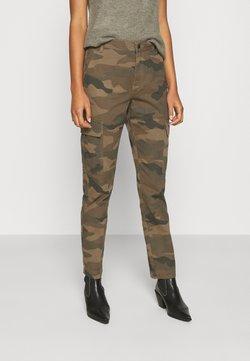 JDY - JDYARMY STRAIGHT PANT - Pantalon cargo - kalamata