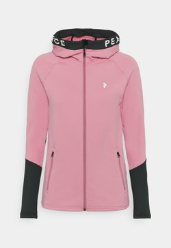 Peak Performance I fleecejacket w Dusty Roses Köp online