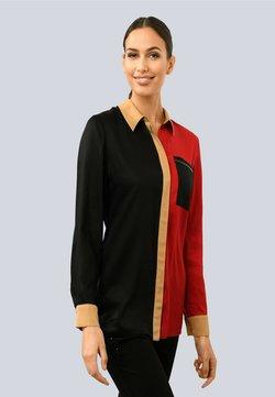 Alba Moda - Hemdbluse - schwarz,rot