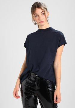 Weekday - PRIME - T-shirt basic - navy