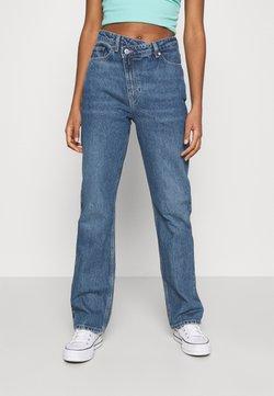 Weekday - SKEW - Flared jeans - sea blue