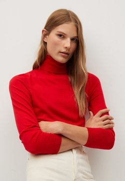 Mango - LUCASC - Sweter - red
