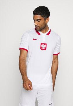 Nike Performance - POLEN - Nationalmannschaft - white/sport red
