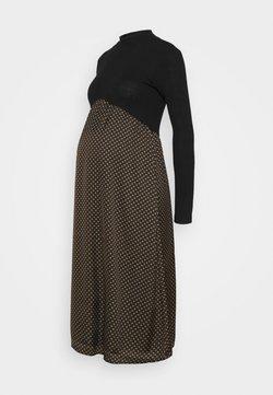 ATTESA - COSTINA - Vestido ligero - black