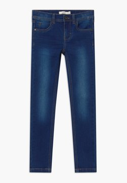 Name it - NKMPETE DNMTONSON - Slim fit jeans - medium blue denim